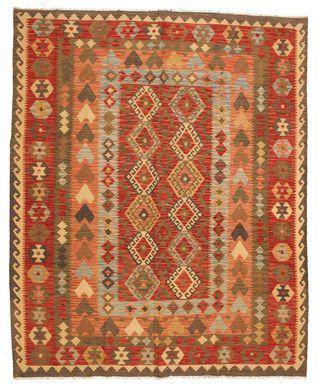 Kilim Afgán Old style szőnyeg 202x247