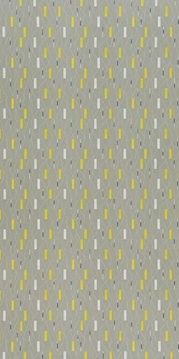 Wrappings Grey/Yellow DFIF210205, £39.00 (http://www.britishwallpapers.co.uk/wrappings-grey-yellow-dfif210205/)