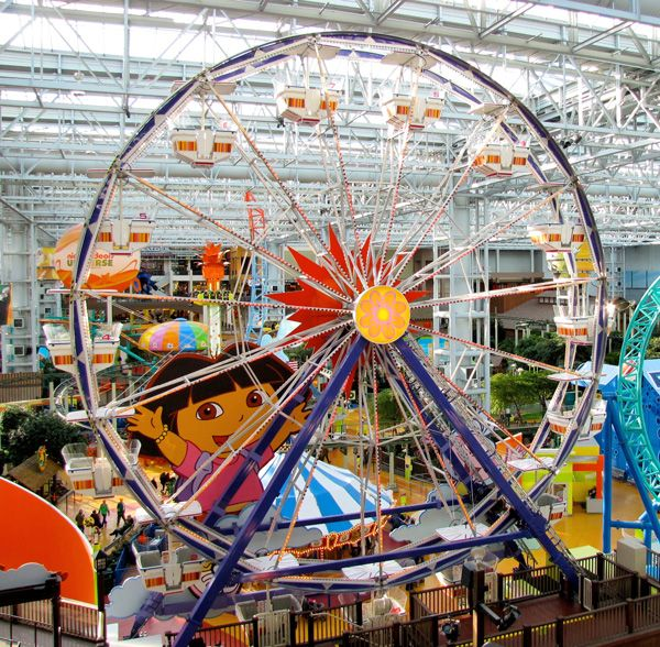 Top 10 things to do at Mall of America: http://www.midwestliving.com/blog/travel/top-10-things-to-do-at-mall-of-america/