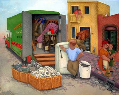David Rodriguez Blog: Eduardo Ungar - Pintor Argentino