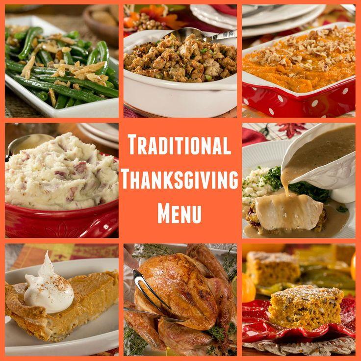 Diabetic-Friendly Traditional Thanksgiving Menu | EverydayDiabeticRecipes.com