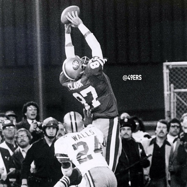 """The Catch"" 49ers 