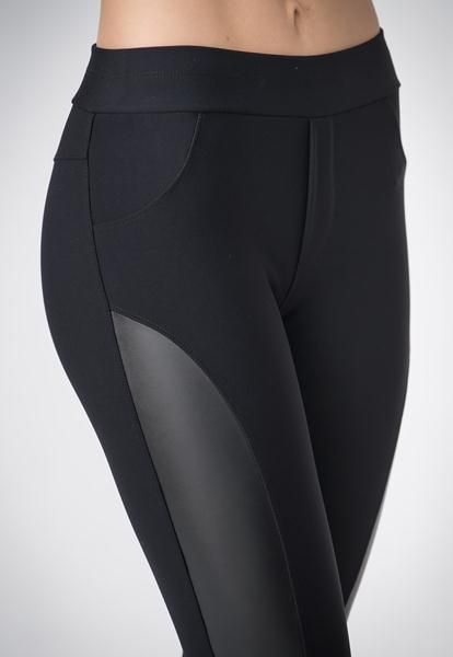 calça legging montaria com couro - Pesquisa Google