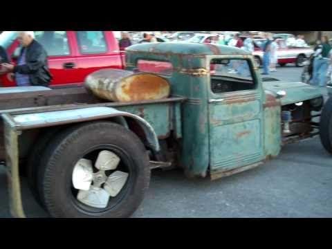 Larry's Diesel Rat Rod