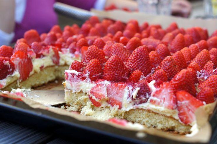 scrap-impulse: Mein Erdbeer-Lieblingskuchen