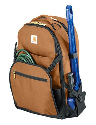 2815c66fbc Carhartt Legacy Expandable-Front Tool Backpack, Carhartt Brown ...