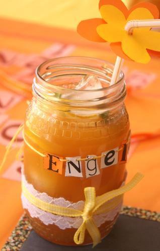 Refreshing ginger and rooibos drink | Verfrissende gemmer- en rooibosdrankie #recipe #braai #drink