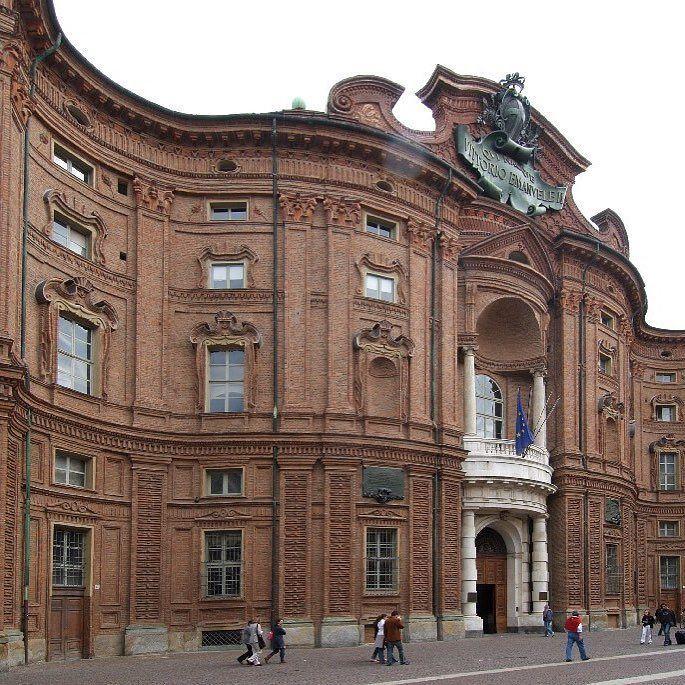 2. Guarino Guarini Carignano Palace (facade) 1679-1681 Torino #story #fb #arthistory #art #curves