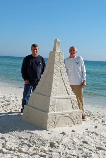 Best Art Of Sand Sculpting Images On Pinterest Sculpting - This towering sand sculpture just broke the world record for the tallest ever sandcastle