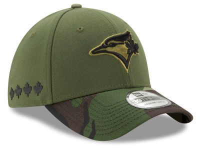 factory authentic fc3f8 b404b ... discount code for toronto blue jays new era 2017 mlb memorial day  39thirty cap 1dee0 10996 ...