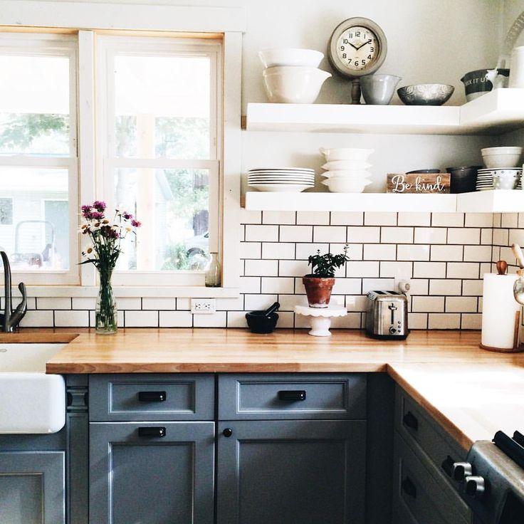 Best 25 Light Gray Cabinets Ideas On Pinterest: 25+ Best Ideas About Blue Gray Kitchens On Pinterest