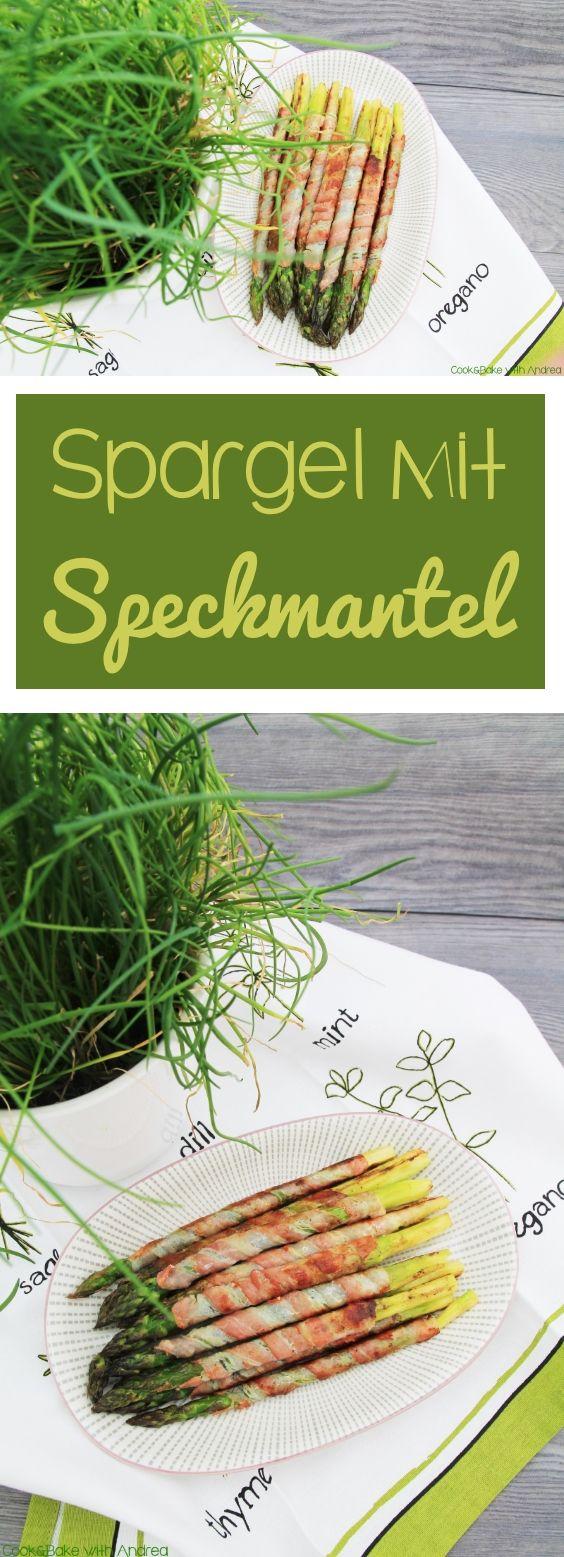 Habt ihr Spargel schon mal gegrillt? Im Speckmantel ist es die perfekte Grillbeilge. #speck #mantel #herzhaft #spargel #beilage #grillen #grillgemüse #blog #foodblog #rezept #candbwithandrea #grünerspargel #spargelsaison