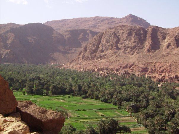 Today Gorge, Morrocco