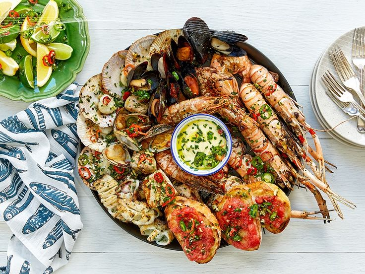 BBQ seafood is an out-of-the-box way to enjoy a local favourite.