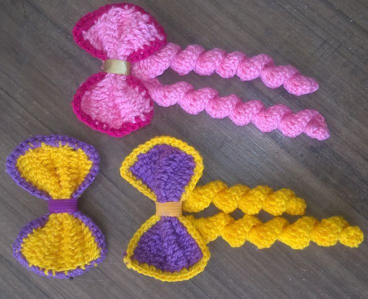 DIY: Lacinho de crochê faça você mesma