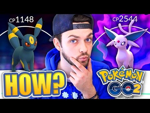 Pokemon GO (GEN 2) - HOW TO GET ESPEON + UMBREON 100%! (NEW EVOLUTIONS) - https://www.pokemongorilla.com/pokemon-go-gen-2-how-to-get-espeon-umbreon-100-new-evolutions/