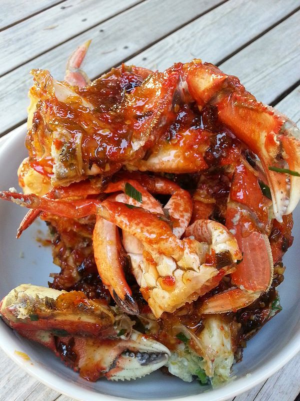 Steamed Dungeness Crab Two Delicious Ways