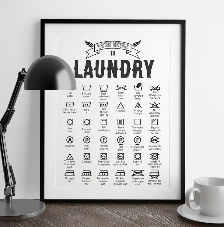 25 Best Ideas About Laundry Symbols On Pinterest