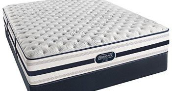 King Simmons Beautyrest Recharge Ultra Melany Extra Firm Mattress Review
