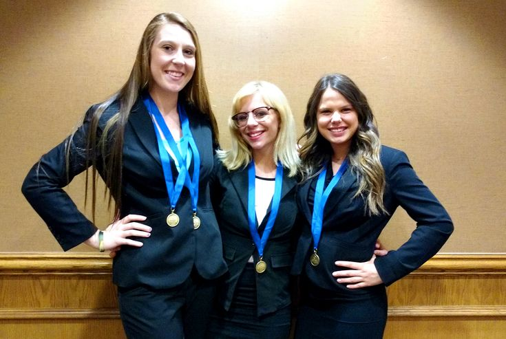 Central City High School students have success at state DECA