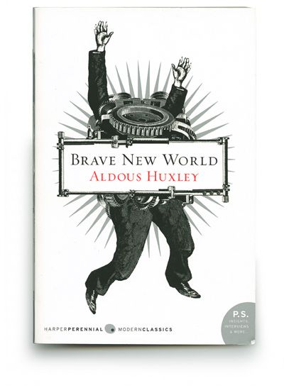 """an examination of the novel brave new world by aldous huxley The end of utopia: a study of aldous huxley's """"brave new world""""  but in the  process of rewriting the novel, huxley also abandoned this idea in favor of having ."""