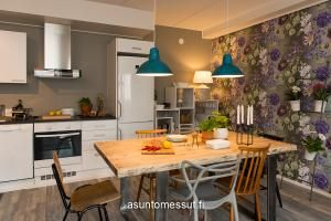 Asuntomessut Vantaalla 2015 - 9 Spinelli, A2 - Keittiö ja ruokailutila