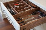 EXTRA LARGE DRAWER WITH COMPARTMENTS!