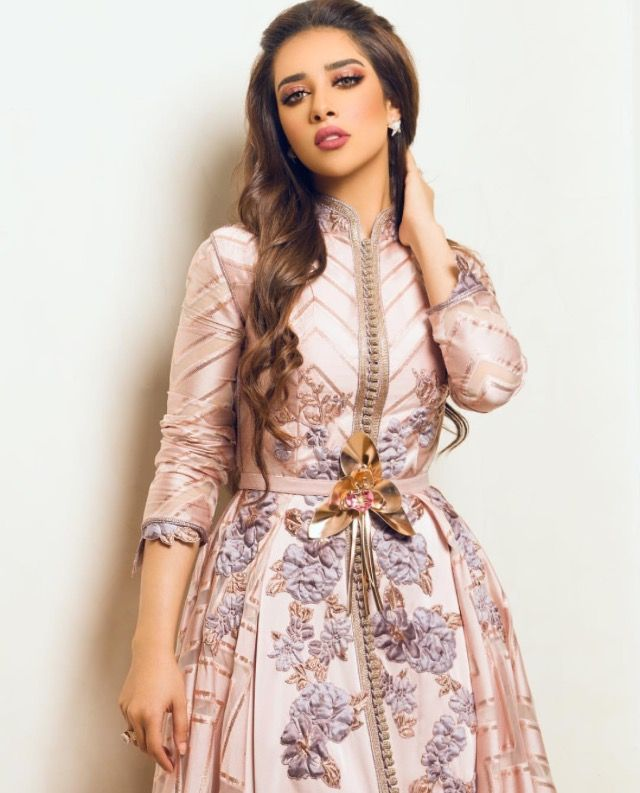 Moroccan Princesses | Nuriyah O. Martinez | بلقيس فتحي بقفطان سلمى بن عمر