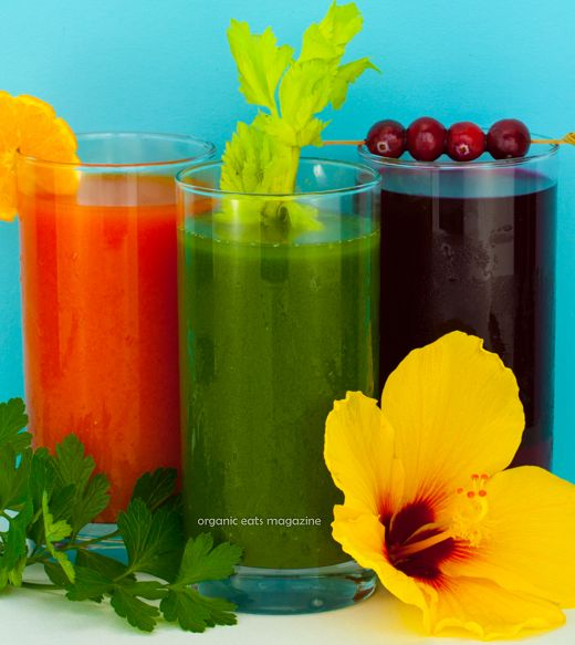 FREE book, 'Juicing 101' at this link: http://annecareyauthor.com/good-reads/free-juicing-101/ - download the PDF and save to 'iBooks' on your iPad for better viewing. Cold-pressed Juicing Recipes are a great way to get more fruits and vegetables into your daily diet. Low-calorie fresh pressed juicing recipes taste great!