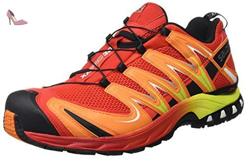 Salomon XA Pro 3D Chaussure Course Trial - AW16 - 42.7 - Chaussures salomon (*Partner-Link)