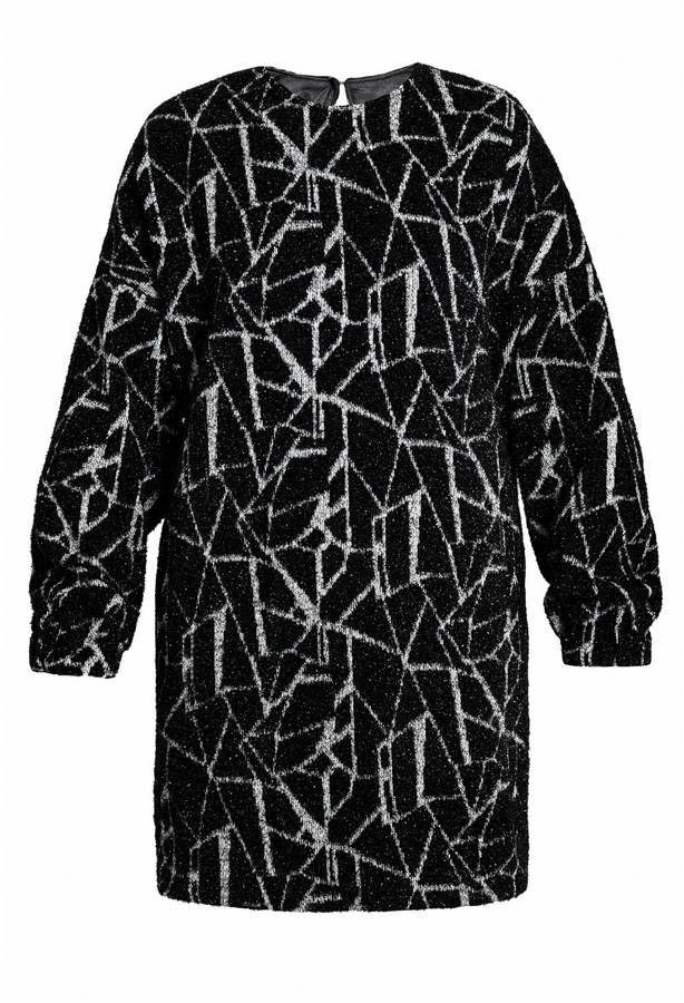 Undress - Elysium Black Jumper Dress