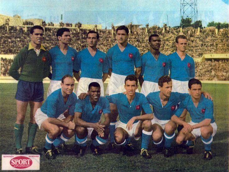 Os Belenenses 1955/56