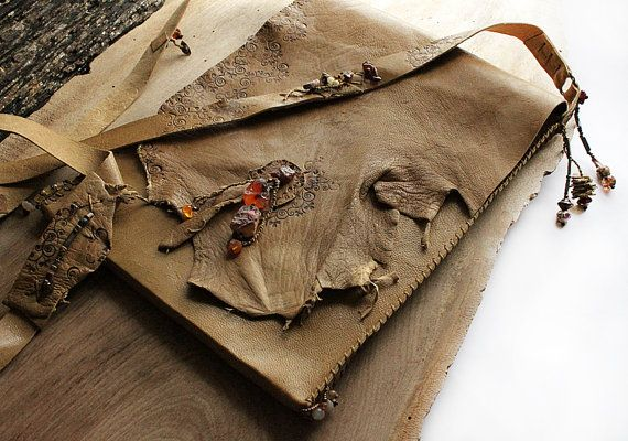 iPad bag iPad case leather wrapper sleeve with by SpiritCarrier, £136.00