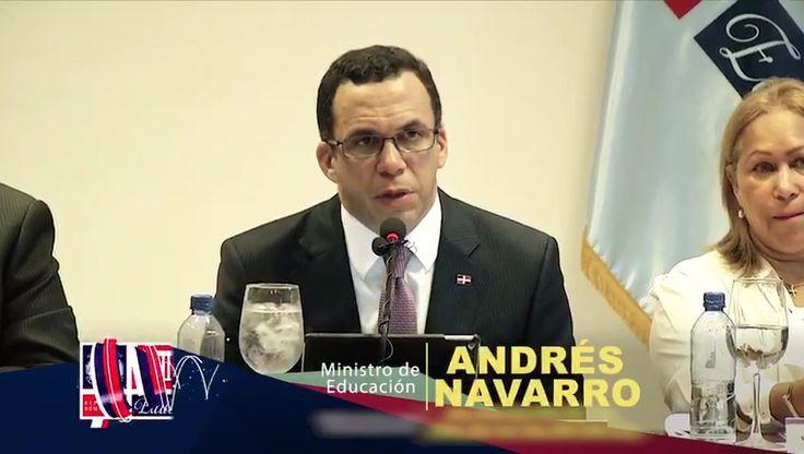 CONSEJO NACIONAL DE EDUCACIÓN RESPALDA A MINISTRO NAVARRO EN SANEAMIENTO DEL MINISTERIO