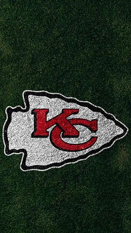 Kansas City Chiefs Mobile Logo Wallpaper