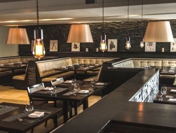 The Toronto International Film Festival- TIFF – is one of the busiest  times for our great city. Celebrities touch down to promote their movies,  while drinking and dining their way across town.  Here's where you'll likely see some major stars:  Cafe Boulud  60 Yorkville Ave. Toronto, ON