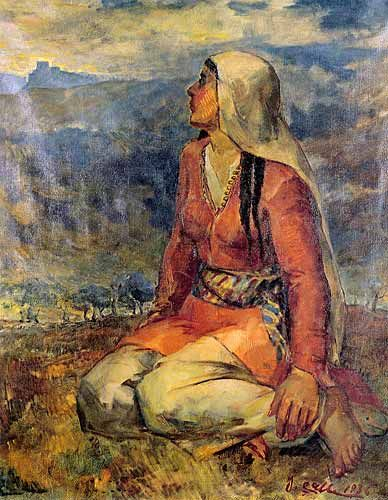 İbrahim Çallı (1882-1960): Turkish Painter. ~Repinned your Sibel solak önat,eo