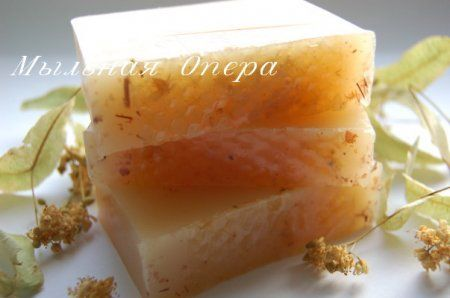 Мыловарение рецепта медового мыла: мастер-класс с фото
