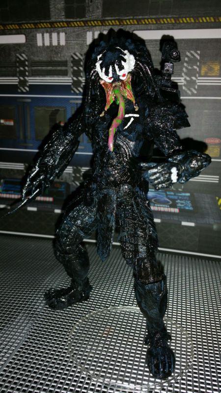 Venom Predator (Predator) Custom Action Figure