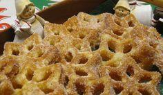 Flera olika recept på struvor. En kaka som friteras i olja eller kokosfett, med ett speciellt struvjärn. En variant är mjölkfri.