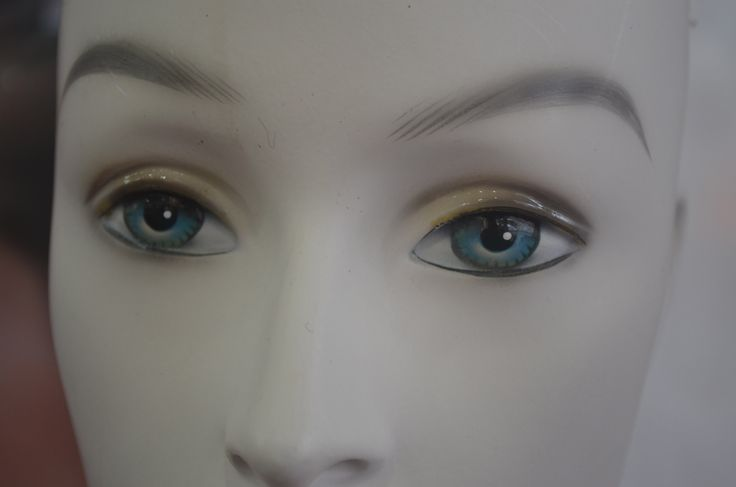 Mannequin Eyes Are Watching You (My newest hub)