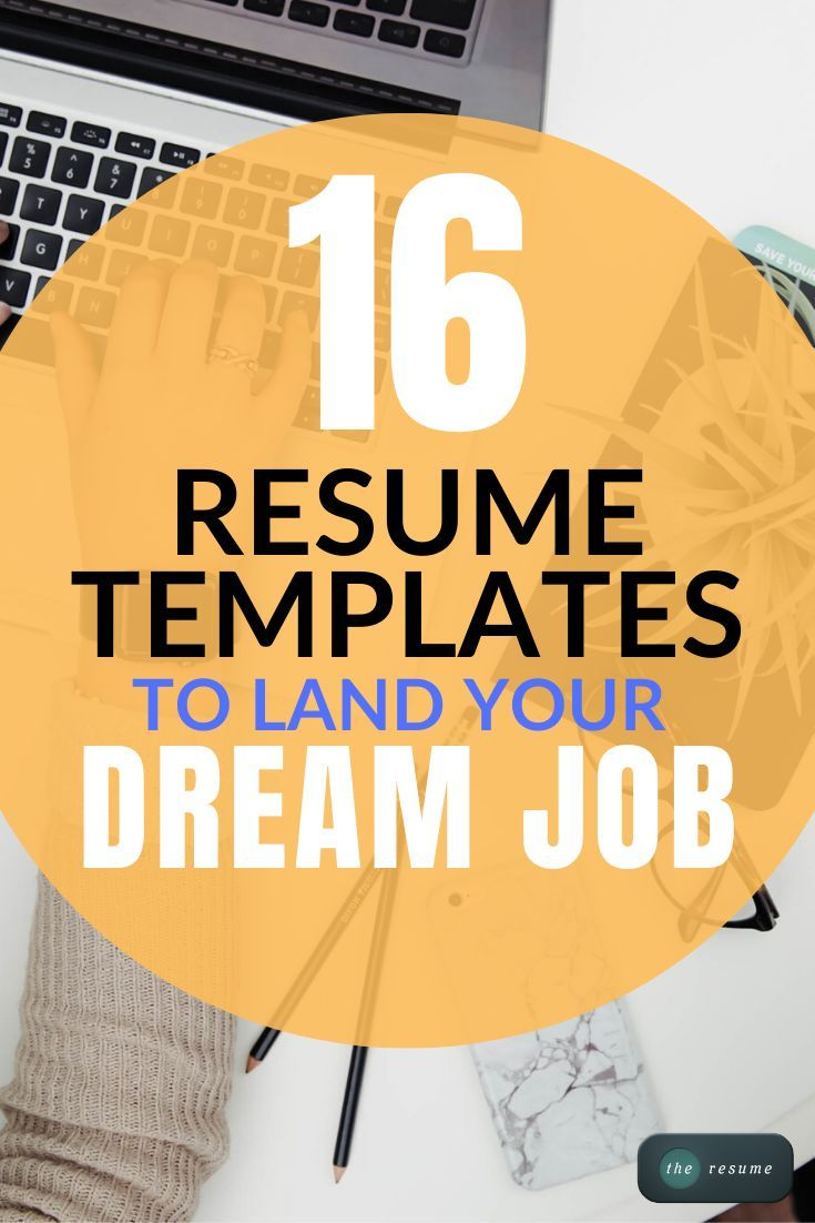 16 professional resume templates and resume tips for