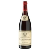 Louis Jadot Beaujolais Villages--goes with everything  Great table wine.