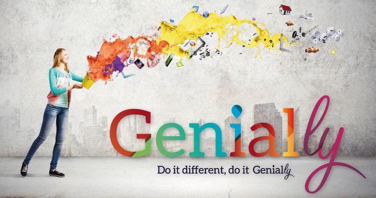 Un 20 x 20 Genial. Genial.ly la aplicación para crear presentaciones eficaces. | Raúl Diego