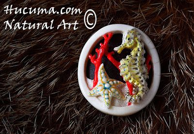 HUCUMA. artesanía en hueso y de diseño.