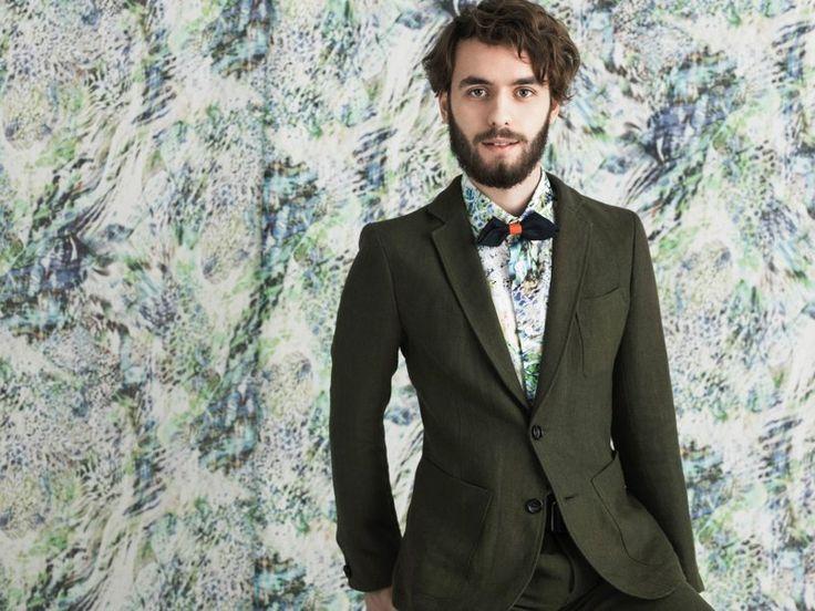 Fresh Nordic Tailoring: FRENN Spring/Summer 2014