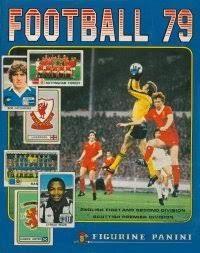 My first football ⚽ sticker album..