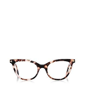 Cat-Eye Temple Optical Frame // Vintage Pink Havana