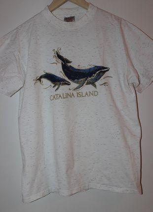 T-Shirt mit Aufdruck (Catalina Island)