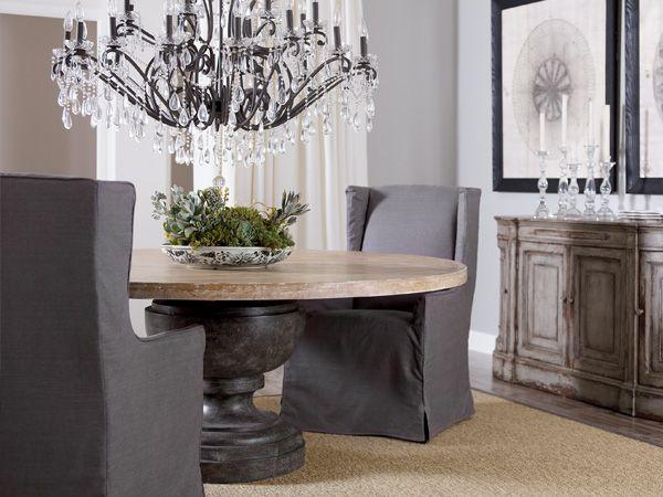 30 best ethan allen dining rooms images on pinterest | ethan allen